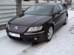 VW PHAETON, V10, DIESEL Quatro