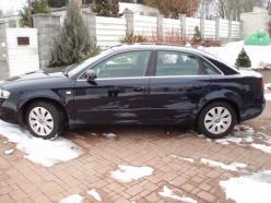 Audi A4 1,8 T quatro