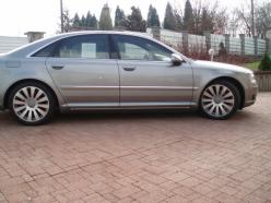 Audi A8, 3,0 TDI, guatro, tiptronic