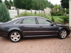 Audi A8- 3,0 TDI quatro, tiptronic