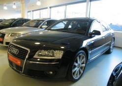 Audi A8 4,2 TDI QUATRO TIPTRONIC
