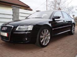 Audi A8 4,2 TDI QUATRO