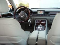 Audi A8 4,2 TDI QUATRO, Tipt