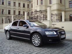 Audi s A8 3,0 TDI QUATRO/ převzetí leasingu 24.000 měsíčně