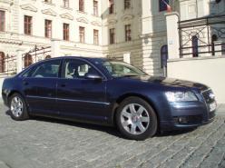 Audi A8 4,2 TDI QUATRO, LONG, Airmatic sport