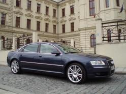 Audi A8 4,2 TDI QUATRO,LONG,Airmatic Sport-Rezervováno