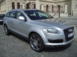 Audi Q7 4,2 TDI, OPEN SKY, KAMERA..,Od 21.09.