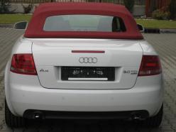Audi a CABRIO A4 3,0 TDI Tiptronic,nové 0 km