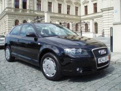 Audi A3 1,6 model 2008 ATTRACTION , 12/2007