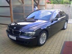 BMW 745D,   11/2006