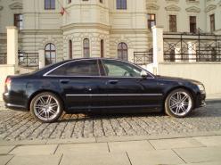 Audi S8 5,2 FSI QUATRO FACELIFT OD AUDI AG