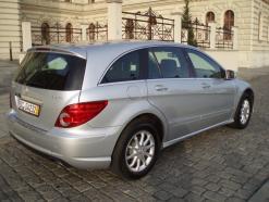 Mercedes R 320 CDI 4 MATIC, CHROM PACKET, 1A stav nového vozu, plná Garance AMG STYLING