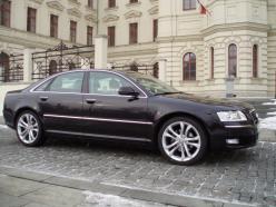 Audi A8 3,0 TDI QUATRO NOVÝ MODEL