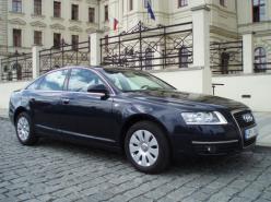 Audi A6 2,0 TDI MULTITRONIC,  GARANCE od AUDI AG