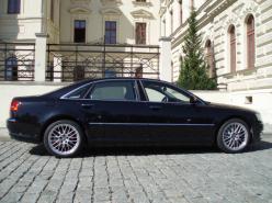 Audi A8 Long, 4,2 TDI  QUATTRO