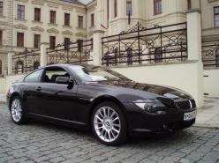 a BMW 650i COUPE INDIVIDUAL   Výbava BMW INDIVIDUAL - nejexlusivnější způsob jak jezdit s BMW