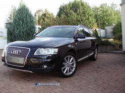 a AUDI A6 ALLROAD 3,0 TDI, nový vůz, najeto 25 km, prodej Kč 1.210.000,- plus DPH