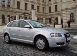 Audi A3 SPORTBACK 1,9 TDI