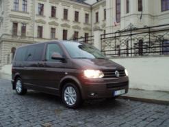 VW MULTIVAN COMFORTLINE 2,0 BiTDI 4 MOTION 7 stupnový automat DSG, NOVÝ vůz  SLEVA  - 21 % oproti ceníku