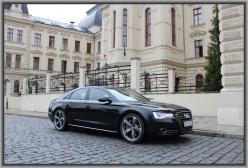 Audi A8 4,2 TDI nový model, 21
