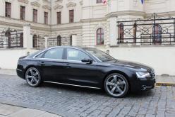Audi A8 4,2 TDI nový model 21